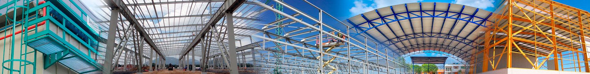 Estructuras Metálicas, Montaje y Fabricación